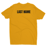 Personalized Commack Wrestling Short Sleeve T-shirt Style #1