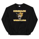 Throwback Commack Wrestling Sweatshirt (2014 Logo)