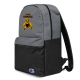 TEAM COMMACK Embroidered Champion Backpack