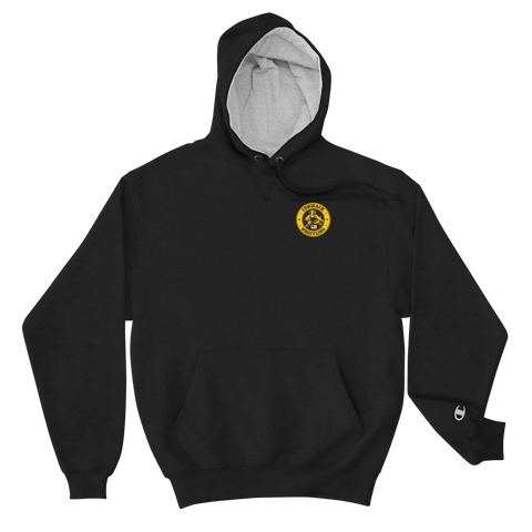 Commack Wrestling Small Logo Champion Hoodie