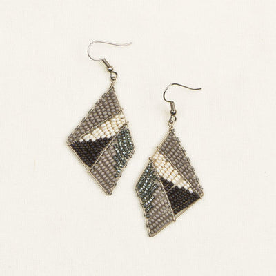 Geodesic Earrings