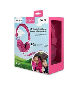 Kid Friendly Headphones by iSound - EarBuds & accessories