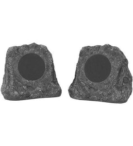 Pair of Bluetooth Outdoor Rock Speakers by Innovative Technology - EarBuds & accessories