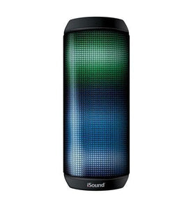 iSound Glow Tower Bluetooth Speaker - EarBuds & accessories