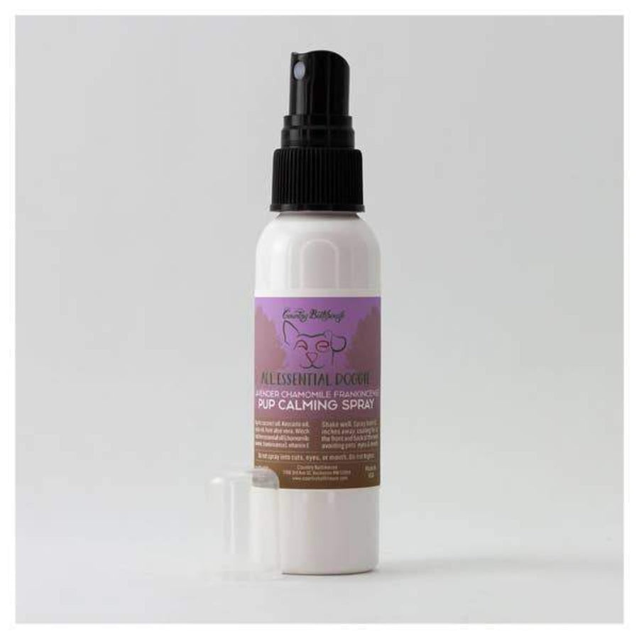 Country Bathhouse Wholesale, All Essential Doggie Pup Calming Spray