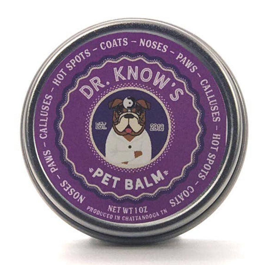 Craft Made Co., Dr. Know's Best Nose and Paw Balm Regular Balm