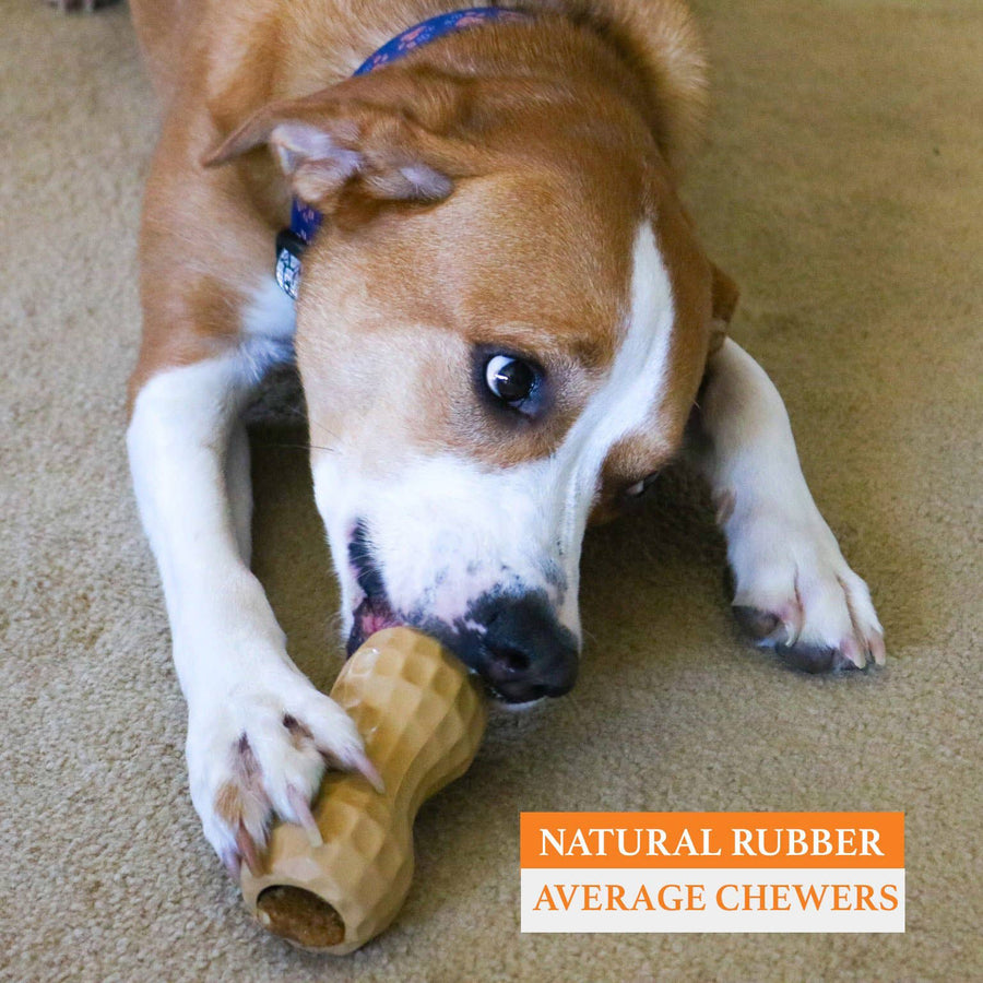Poochie Butter, Dog Peanut Butter Chew Toy Filler