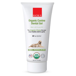 Radius, Canine Organic Dental Solutions Kit
