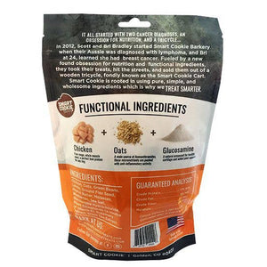 Smart Cookie Barkery, Hip/Joint and Skin/Coat Dog Treats