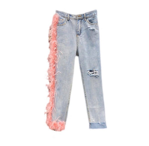 "D'Zhonea Miara ""Just A Little Extra"" Denim"