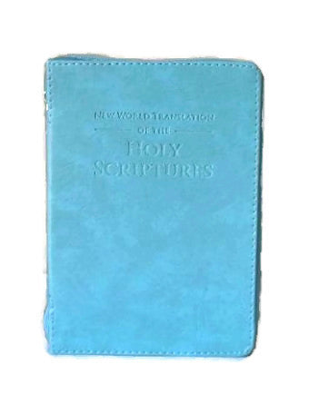Bible Cover:  Light Blue