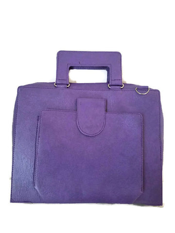 Pioneer Approved Service Bag Purple