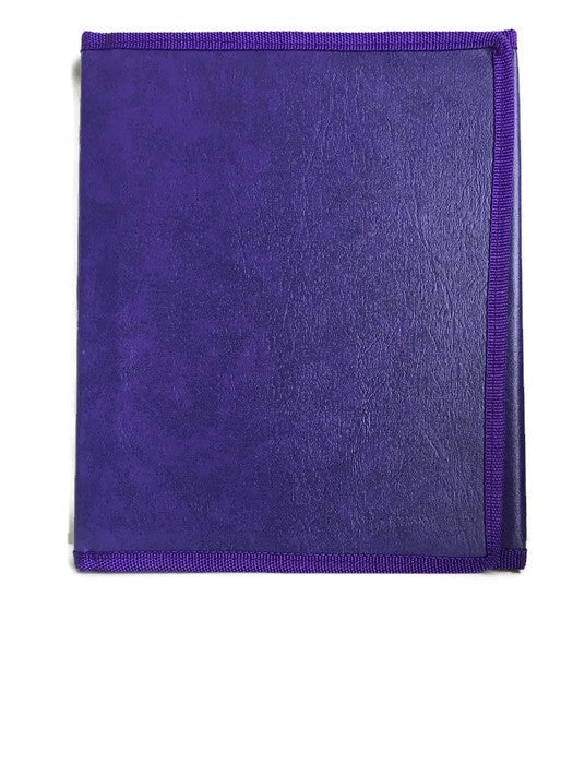 Pioneer folder in purple - K. GRANT PUBLISHING Jehovah's witness jw gift products