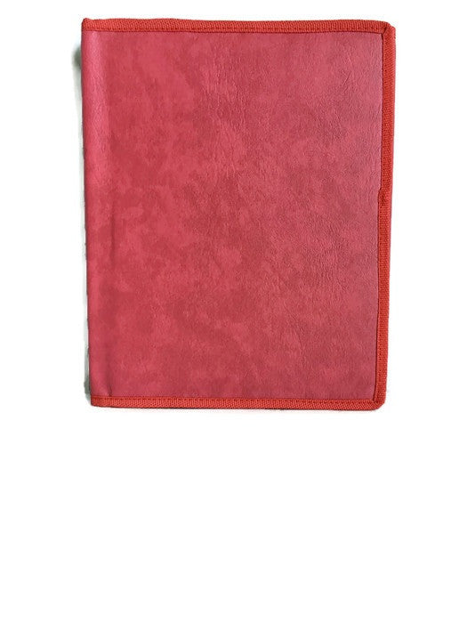 Pioneer folder in Red - K. GRANT PUBLISHING Jehovah's witness jw gift products