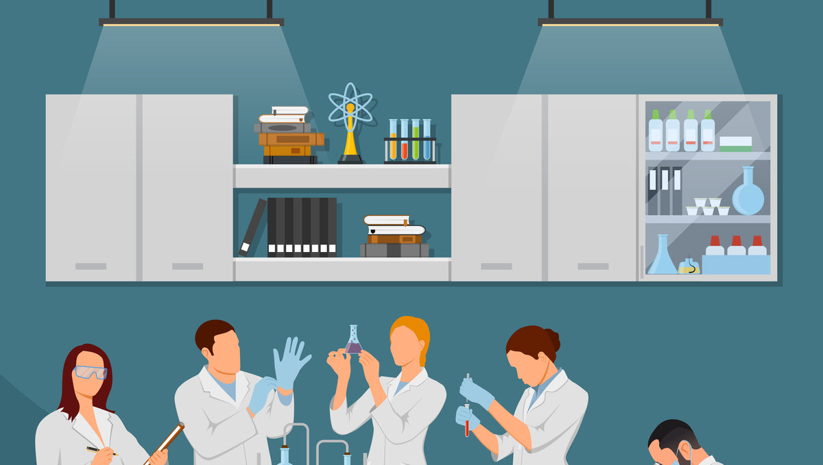 The 10 most important Science- lab safety rules