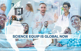 Yes! Science Equip is Global Now