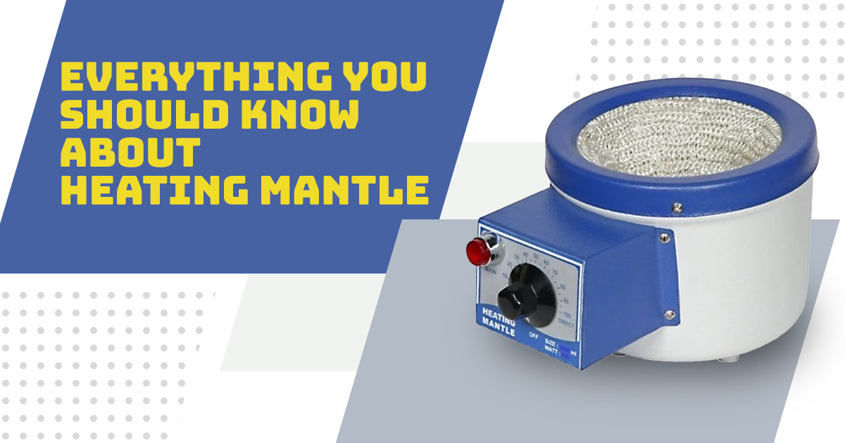 All that you need to know about a heating mantle