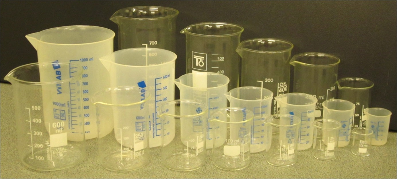 Plastic Vs Glass in Laboratory