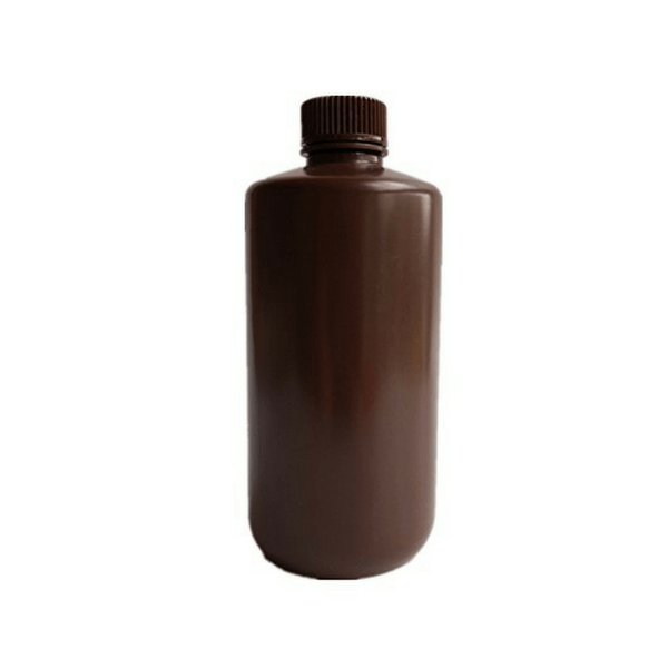 Amber Reagent Bottles HDPE