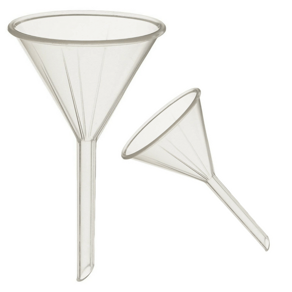 Analytical Funnels, Polypropylene -  Science Lab Equipment | Science Equip Australia