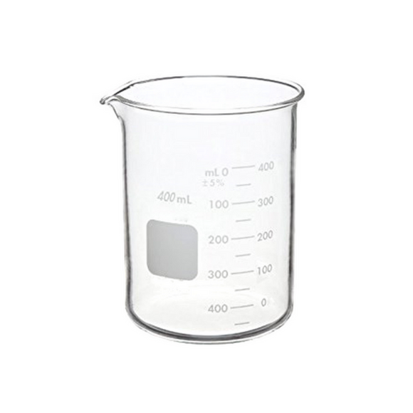 Fused Quartz Beakers, Low Form with Spout, High Temperature - ScienceEquip