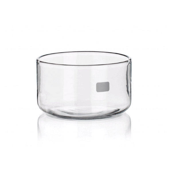 Crystallising Dishes, Without Spout, Borosilicate Glass, 100mm
