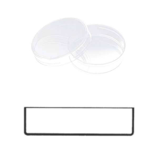 Culture Petri Dishes, Upper Dish, Fused Quartz -  Science Lab Equipment | Science Equip Australia