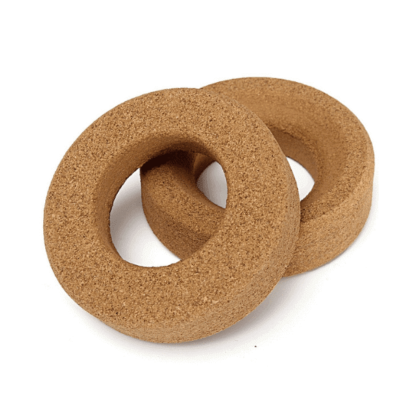 Flask Rings, Pressed Cork -  Science Lab Equipment | Science Equip Australia