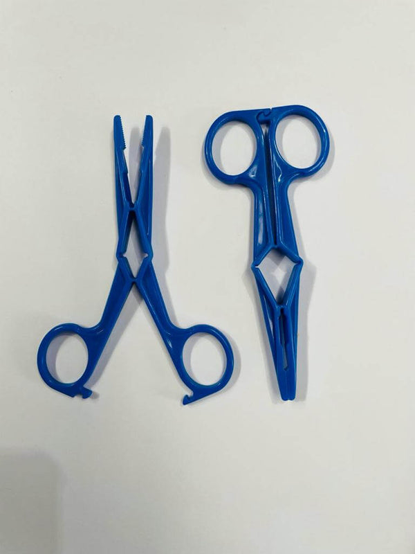 Forcep Type Scissors