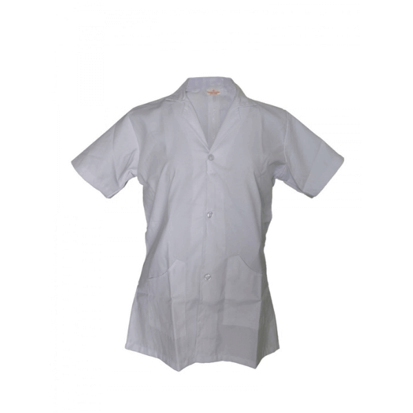 Lab Coats, Half Sleeves, White -  Science Lab Equipment | Science Equip Australia