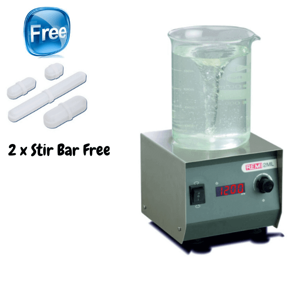 Magnetic Stirrers with Digital Speed Indicator -  Science Lab Equipment | Science Equip Australia