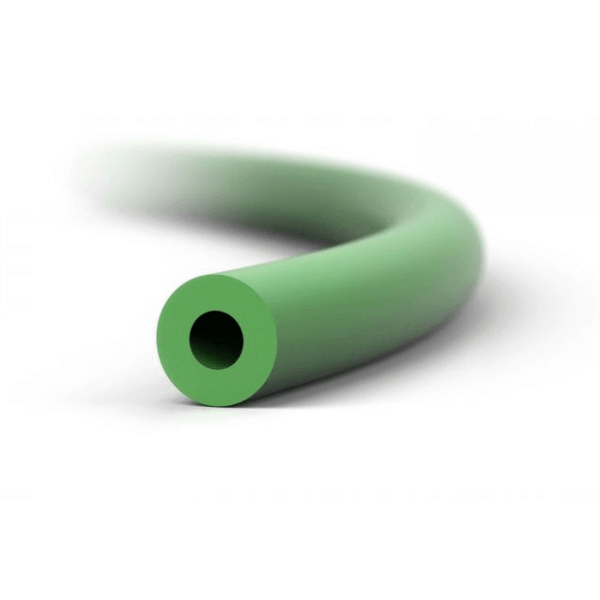Rubber Green Tubing 8mm ID, 3.5mm Wall Thickness 1 meter -  Science Lab Equipment | Science Equip Australia