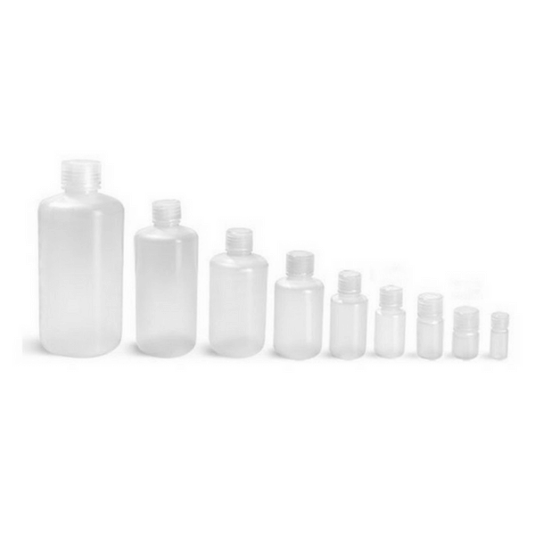 Reagent Bottles, Narrow Mouth, Polypropylene -  Science Lab Equipment | Science Equip Australia