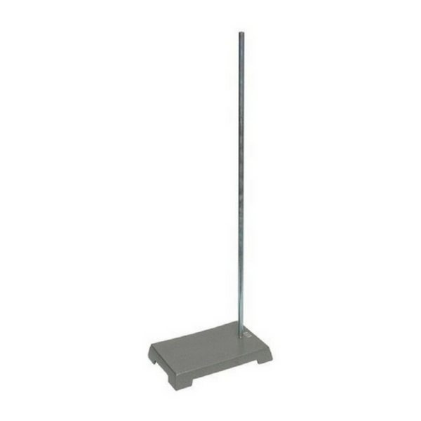 Retort Stands, 200 x 125mm, Cast Iron -  Science Lab Equipment | Science Equip Australia
