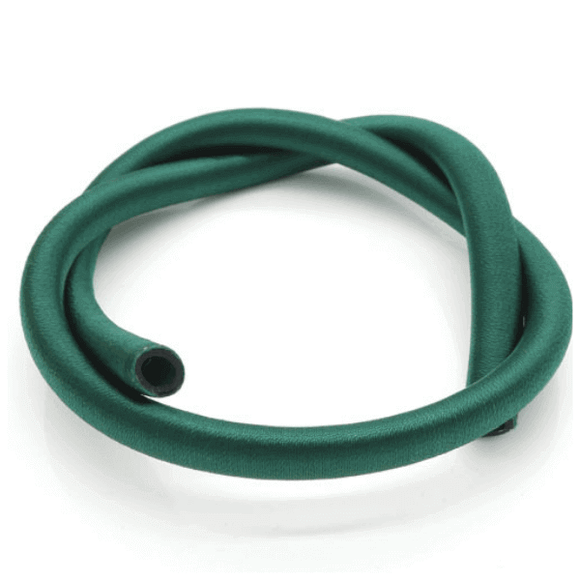 Rubber Green Tubing 8mm ID, 3.5mm Wall Thickness 1 meter - ScienceEquip