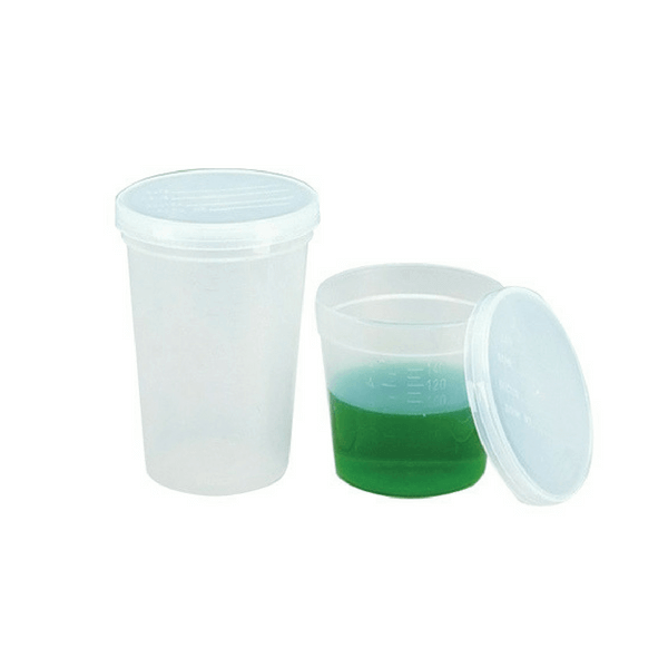 Sample Containers/Jars, Sterilized, Snap Cap, Polypropylene -  Science Lab Equipment | Science Equip Australia
