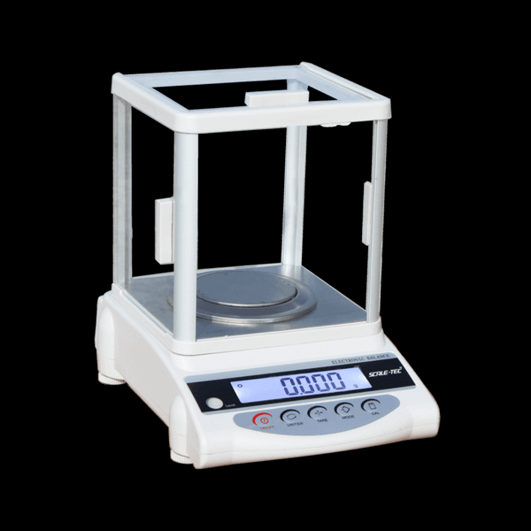 Scale-Tec Electronic High Precision Balance, SAB 200E - 200g x 0.001g -  Science Lab Equipment | Science Equip Australia