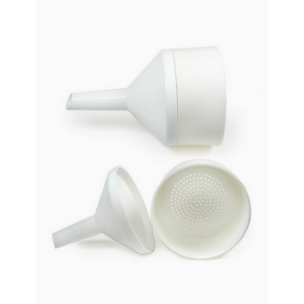 Buchner Funnels, Polypropylene -  Science Lab Equipment | Science Equip Australia