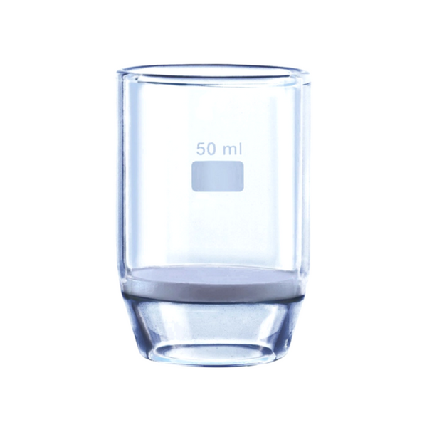 Gooch Crucibles, Borosilicate Glass -  Science Lab Equipment | Science Equip Australia
