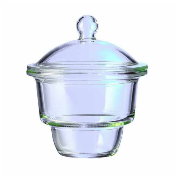 Desiccators Plain, BOROSILICATE Glass with Lid -  Science Lab Equipment | Science Equip Australia
