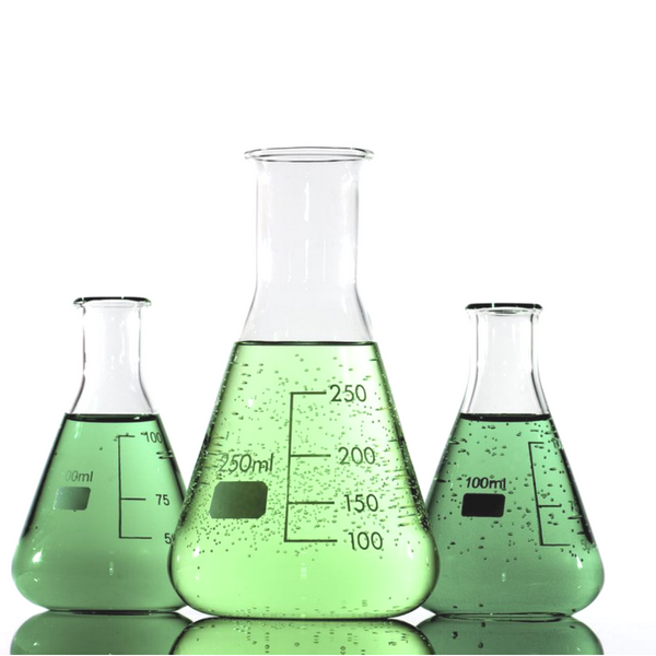 Erlenmeyer Conical Flasks, Narrow Neck, Borosilicate Glass -  Science Lab Equipment | Science Equip Australia