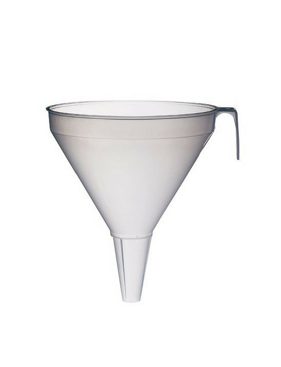 Industrial Funnels, Polypropylene -  Science Lab Equipment | Science Equip Australia