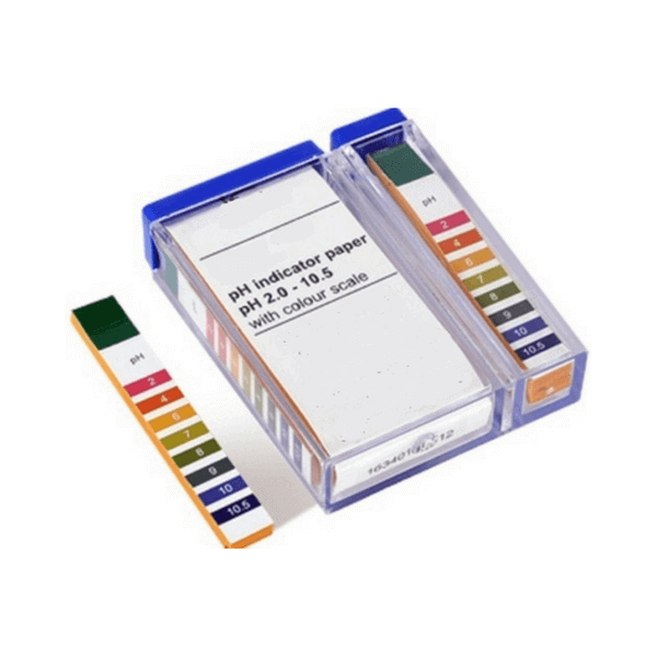 pH Indicator Strips, Pack of 200 -  Science Lab Equipment | Science Equip Australia