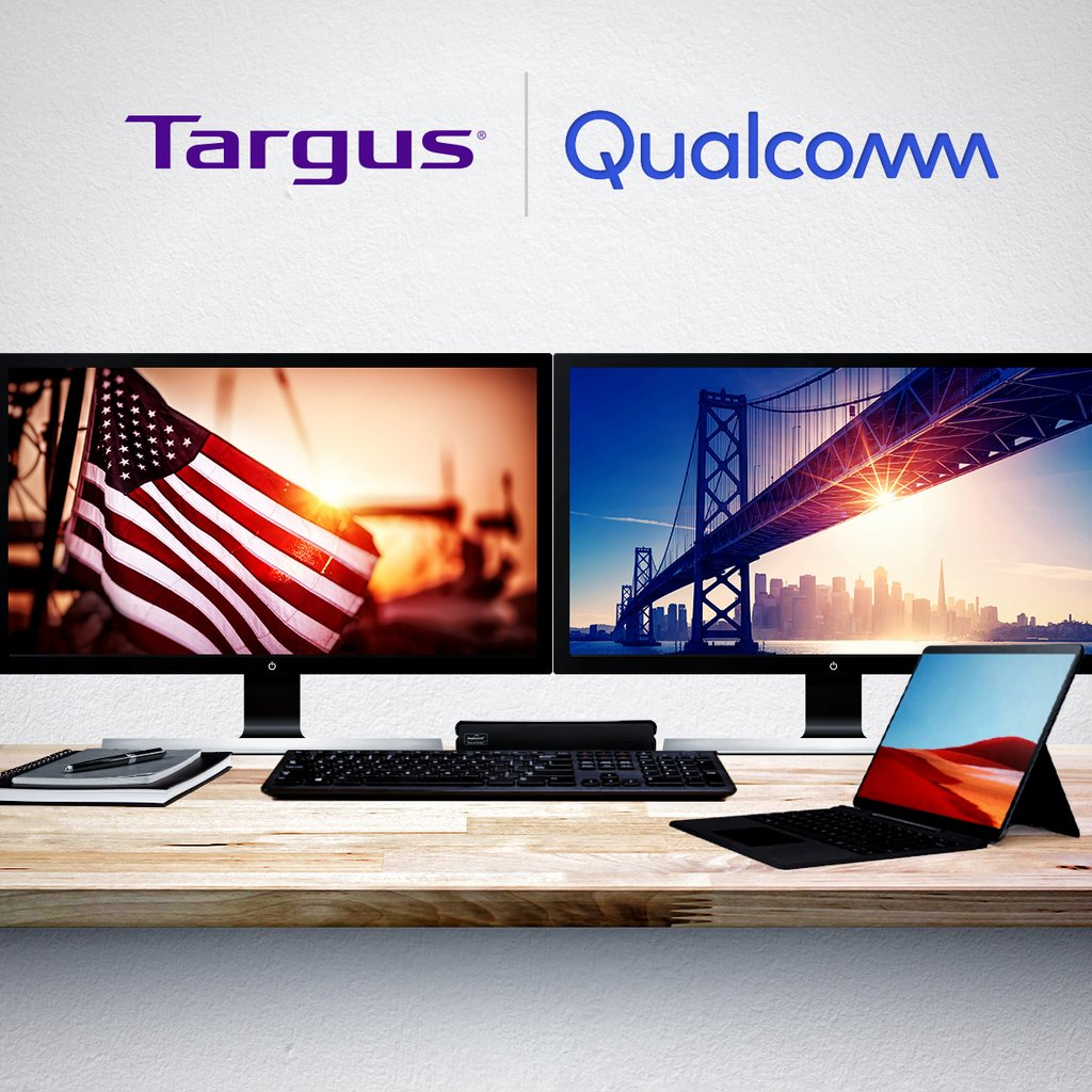 Targus Works with Qualcomm Technologies to Enable Always On, Always Connected, Seamless Enterprise Experience