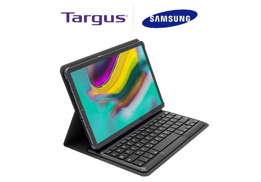 Targus® Collaborates with Samsung® to Introduce Bluetooth® Keyboard Case for the Samsung Galaxy Tab S6 Lite