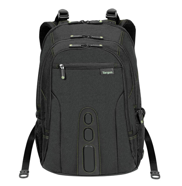 "15.6"" Spruce™ EcoSmart® Checkpoint-Friendly Backpack (Black)"