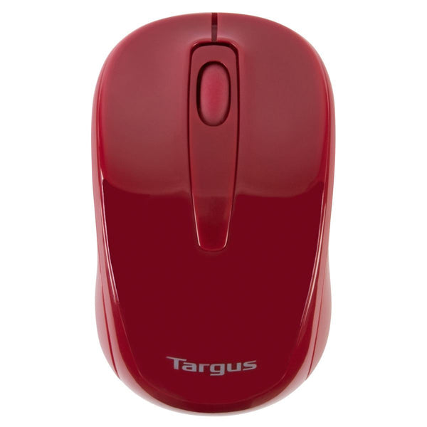 W600 Wireless Optical Mouse(Red)