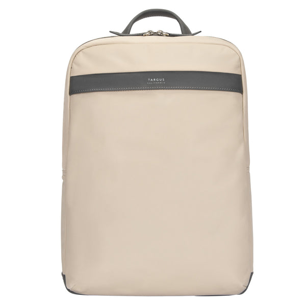 15'' Newport Ultra Slim Backpack (Tan)