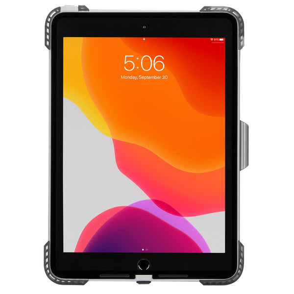 "SafePort® Rugged Case for iPad® (8th and 7th gen.) 10.2"" (Grey)"