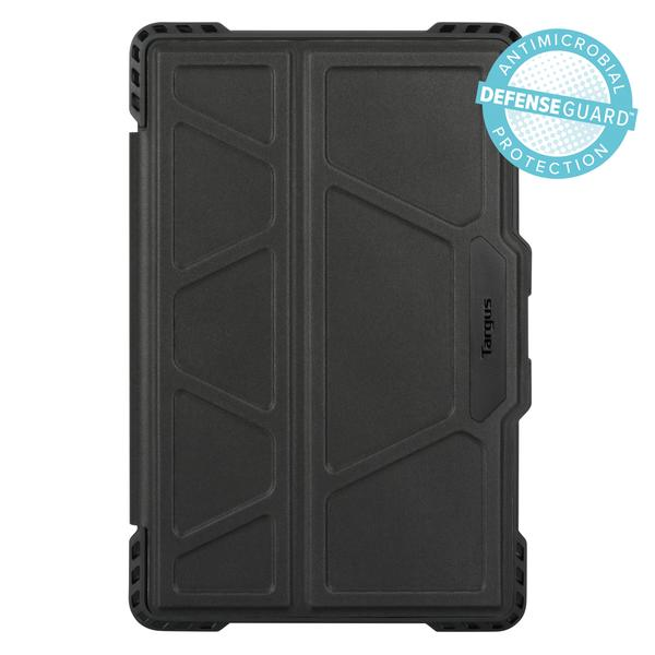 "10.4"" Antimicrobial Pro-Tek™ Case for Samsung Tab A7 (Black)"